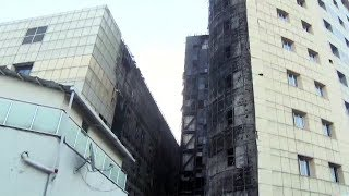 Download Taksim İlk Yardım yangınında son durum! Günaydın Türkiye Video