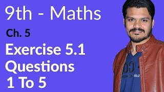 Download 9th Class Math, Exercise 5.1 Question no 1 to 5 - Chapter 5 Factorization - Matric part 1 Math Video