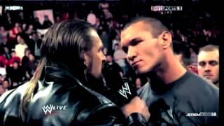 Download Randy Orton Destroys The Evolution - Part 1/2 Video