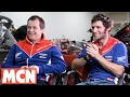 Download McGuinness intrigued by new teammate Guy Martin | Sport | Motorcyclenews Video