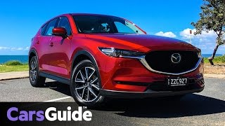 Download Mazda CX-5 2017 review | first drive video Video