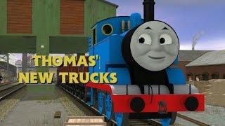Download Thomas' New Trucks Video