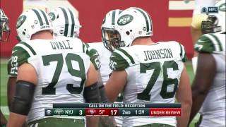 Download Quincy Enunwa Makes a Ridiculous One-Handed Catch! | Jets vs. 49ers | NFL Week 14 Highlights Video