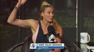 Download Kerri Walsh Jennings on Growing Volleyball in Non-Olympic Years   The Rich Eisen Show   6/20/18 Video