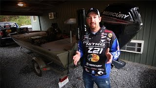 Download Building the Perfect Shallow Water Fishing Boat Video