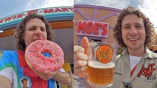 Download Probando comida de Los Simpson en VIDA REAL! Video