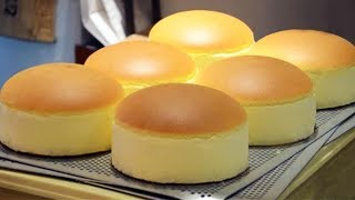 Download Jiggly Fluffy Japanese Cheese Cake Video