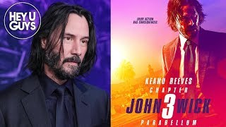 Download Keanu Reeves on more dogs, horse action and knife fights in John Wick Chapter 3 Video