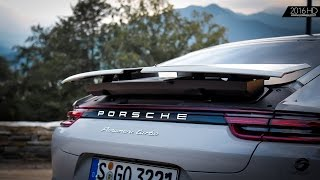 Download 2017 Porsche Panamera Turbo Grey Crayon | EXTERIOR + INTERIOR DESIGN Video