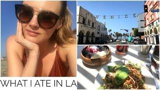 Download 27. WHAT I ATE IN LA | Niomi Smart Video