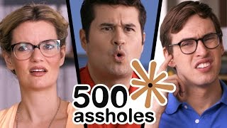 Download Trustworthy Reviews from 500 Assh*les Video