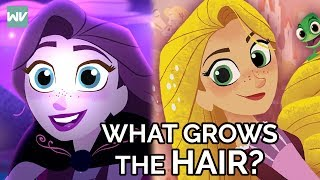 Download What Regrows Rapunzel's Hair? | Rapunzel's True Origins: Discovering Disney Video