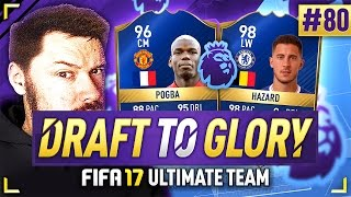 Download AMAZING EPL DRAFT! #FIFA17 DRAFT TO GLORY #80 Video