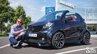 Download The Brabus Ultimate 125 is a €50,000 Juiced Up Smart! Video