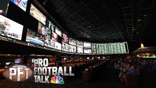 Download Sports world reacts to SCOTUS ruling on sports gambling I Pro Football Talk I NBC Sports Video