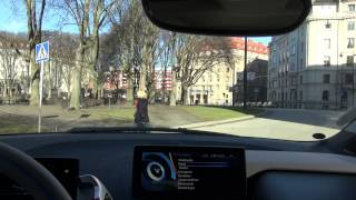Download Tour of Stockholm in a BMW i3, the perfect citycar (short) Video
