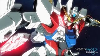 Download Top 10 Mobile Suits From The Gundam Franchise Video