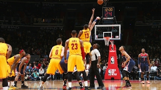 Download Relive the EPIC Finish from the Cavs-Wizards OT Thriller Video