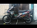 Download Matic trail vlog. Yamaha x-ride / TTX modif trail Video