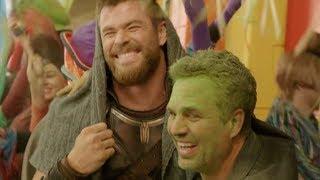 Download Bloopers Que Nos Hacen Amar Thor: Ragnarok Aún Más Video