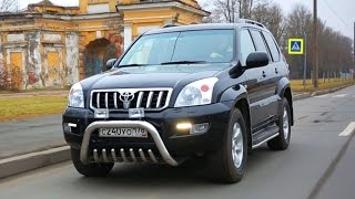 Download Land Cruiser Prado - НЕ понторезка. TLC120 4,0 Video