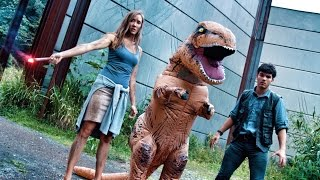Download Jurassic Park Meets Parkour In Real Life Video