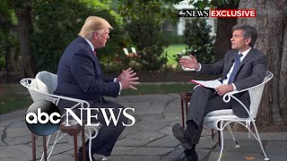 Download President Trump says he has 'answered a lot of questions' for the special counsel l ABC News Video