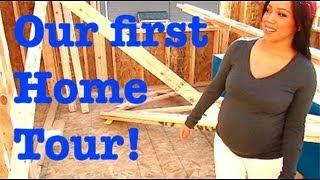 Download Our First Home Tour! - September 16, 2012 - itsJudysLife Vlog Video