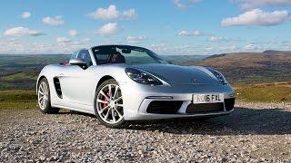 Download Porsche 718 Boxster | Chris Harris Drives | Top Gear Video