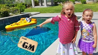Download Game Master Pranks Us & Drops Clown in Our Pool! Video