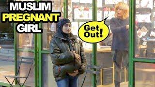 Download Muslim PREGNANT HIJABI Experiment (Social Experiment) Video