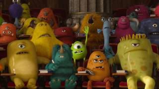Download Monsters University: Studying Video