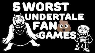 Download 💩 Top 5 Worst Undertale Fan Made Games Video