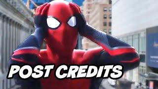 Download Spider-Man Far From Home Alternate Post Credit Scene - Deleted Scenes Breakdown Video