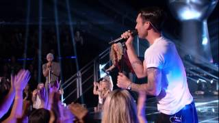Download The Voice Coaches Perform! SHAKIRA, USHER, ADAM LEVINE AND BLAKE SHELTON Video