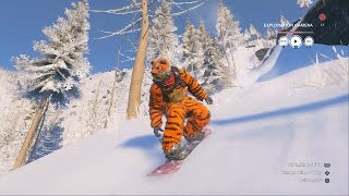 Download RACING THROUGH TREES! - STEEP GAMEPLAY Video