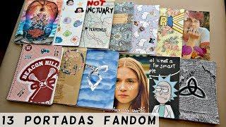 Download Libretas Decoradas / 13 Portadas Originales | Ame Mayén Video