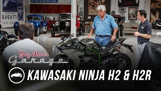 Download 2015 Kawasaki Ninja H2 and H2R - Jay Leno's Garage Video