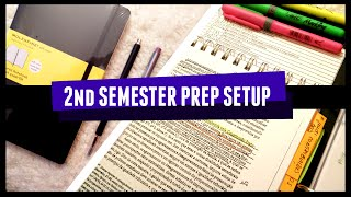 Download New Semester Setup // New Binder, Supplies and More Video