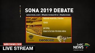 Download Debate on President's State-of-the-nation Address Video