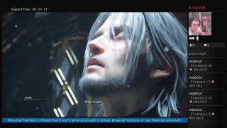 Download Blind Reaction to Final Fantasy XV ending. (SPOILERS) Video
