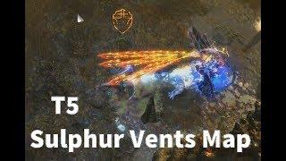 Download PathOfExile 3.1   T5 Sulphur Vents Map Video