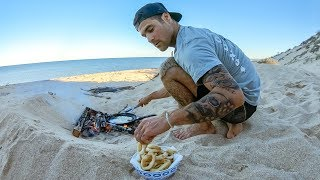 Download YBS Lifestyle Ep 8 - BIG TIGER SHARK ENCOUNTER | Squid And Red Emperor Catch And Cook Video