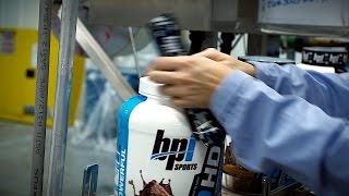 Download How BPI's Whey Protein Is Made - Behind The Scenes Video