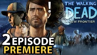 Download Walking Dead A New Frontier 2 Episode Premiere & Save File Transfer News Video