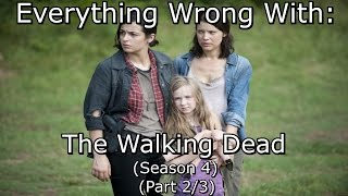 Download Everything Wrong With: The Walking Dead | Season 4 | Part 2/3 Video