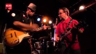Download Manu Lanvin et Neal Black - Jam dans le Blues Café Live [inédit] Video