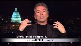 Download Real Time with Bill Maher: Senator Rand Paul - November 14, 2014 (HBO) Video