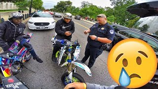 Download THE POLICE CAUGHT US!! Video