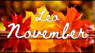 """Download LEO """"Making changes and facing adversity"""" November 2019 Tarot Reading Video"""
